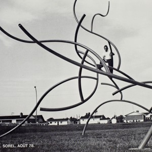 Robert Poulin, Québec. Sorel. 1978. Photo : Patrick Hollier.