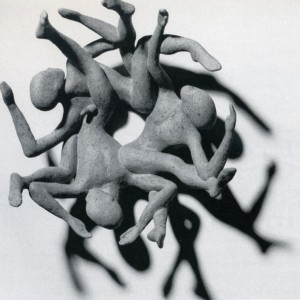 Jeannot Blackburn, Salades/Salads, 1993. Faïence. 9 cm x 22 cm. Photo : avec l'aimaible autorisation du Everson Museum of Art et du Musée Marsil.