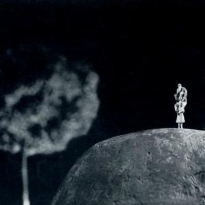 Benoit Bourdeau, La Trail des Anges, 1993. Matériaux divers. Photo : avec l'aimable autorisation de l'artiste.