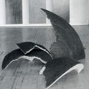 Jean Lanthier, Écarts, 2001. Photo : Sophie Cabot.