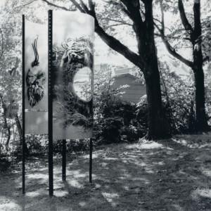 Lucie Lefebvre, L'Opalescence du coeur, 1996. Photographie, plastique, métal. Photo : avec l'aimable autorisation de l'artiste.